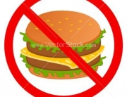 no-hamburger-sign