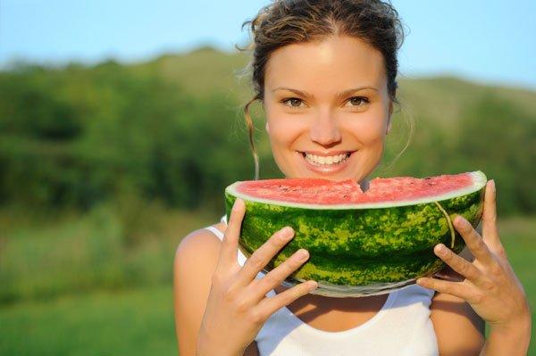 Watermelon-face-packs