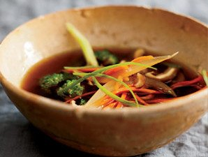 Cooking with Dr. Weil: Immunity Soup