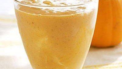 Pumpkin Protein Smoothie