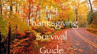 My Thanksgiving Survival Guide