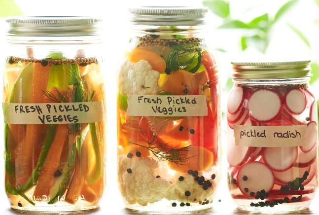 Pickled vegetable recipe elissa goodman veggies pickled food forumfinder