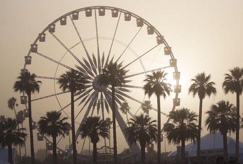 What Coachella Taught Me About Aging