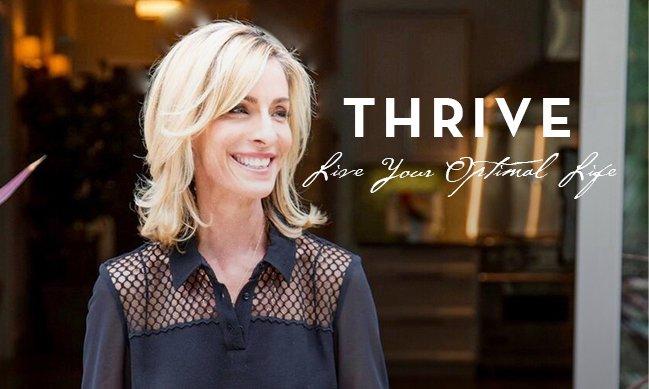 Thrive: Live Your Optimal Life