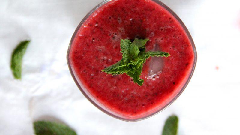 Watermelon Detox & Turmeric Crush