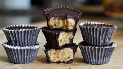 Amazing Almond Butter Cups