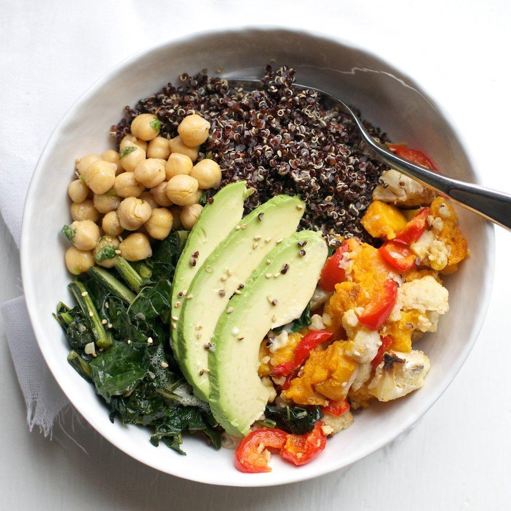 Vegan Burrito Bowl Recipe