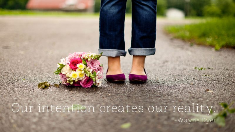 """""""The Art of Setting Intentions"""" – Energy Muse"""
