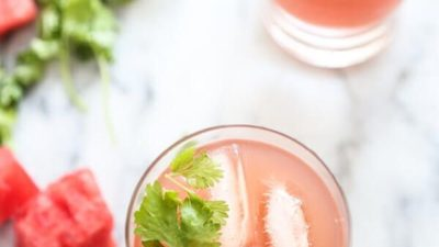 Hydrating & Cleansing Cocktail