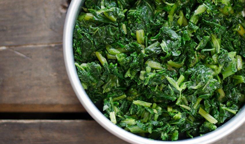 Eat Your Greens Two Of My Favorite Ways Elissa Goodman