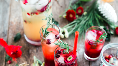 Holiday Party Overload? Here's an Easy Way to Detox
